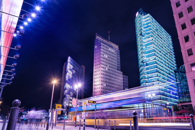 Once an historical trading post, now a hub for entertainment, Potsdamer Platz is an unmissable place to go in Berlin