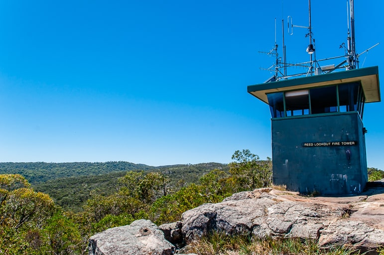 Reed Lookout in The Grampians National Park, Victoria
