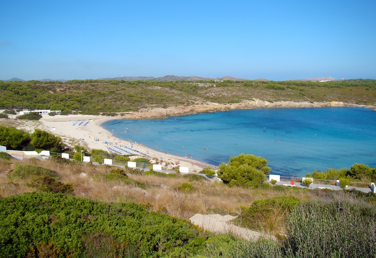 Best Menorca beaches - Son Saura beach