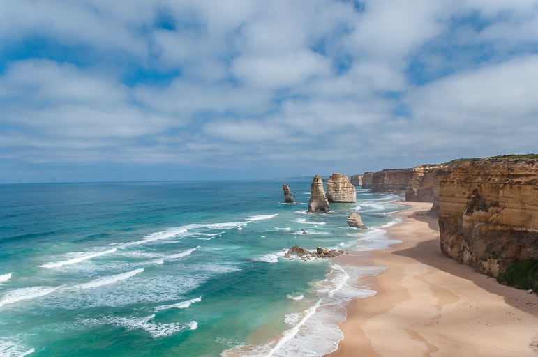 The Great Ocean Road itinerary - The 12 Apostles
