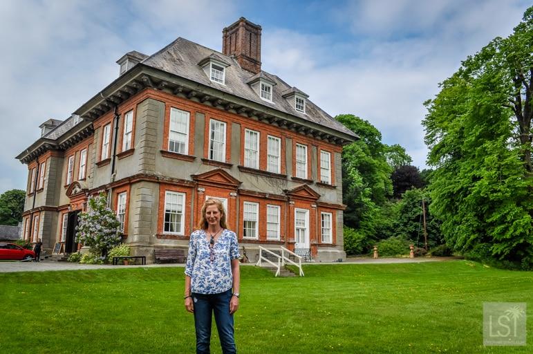 Beaulieu House owner Cara Konig