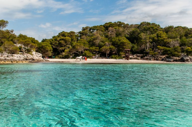 Best Menorca beaches