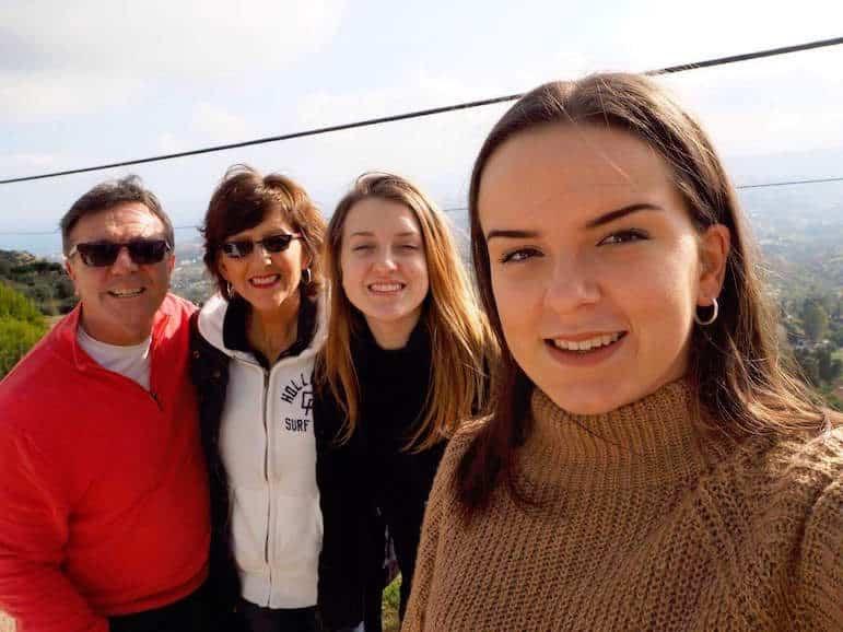 The Merrick family