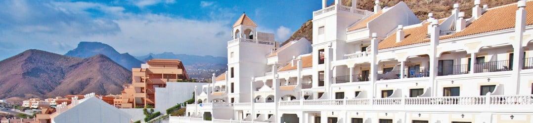 Hollywood Mirage pool, Tenerife