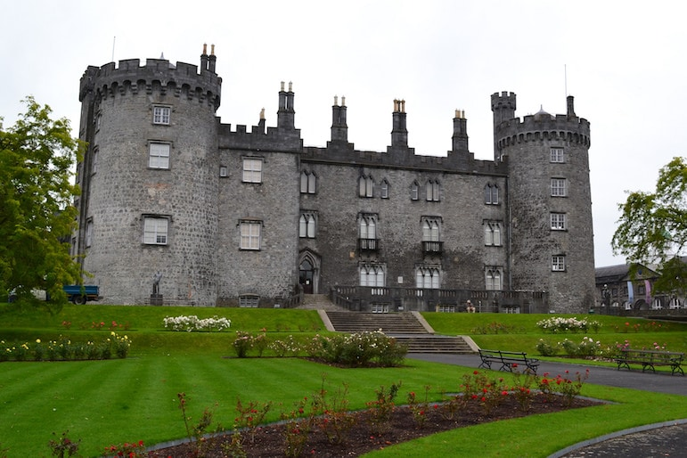 Kilkenny Castle, part of Irelands Ancient East