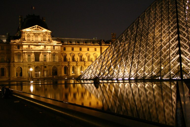 Paris travel tips - many museums in Paris offer free admission on the first Sunday each month Pic Denis McLaughlin