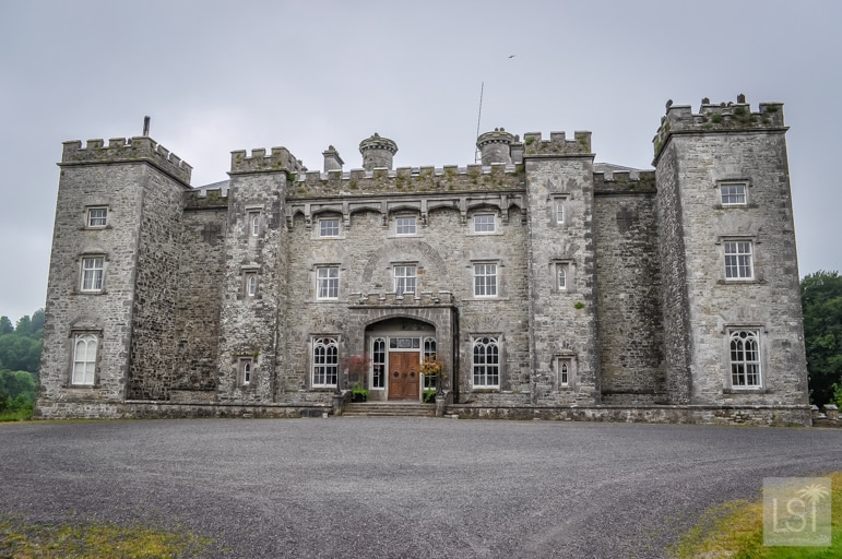 Castles in Ireland - Slane Castle, part of Ireland's Ancient East