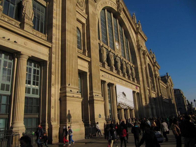 Paris travel tips - The Eurostar is a convenient and affordable way to get to Paris Pic Pablo