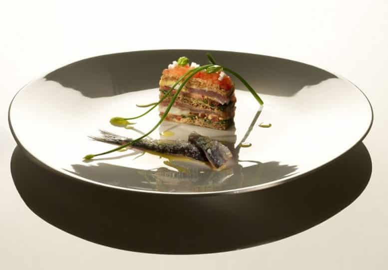 Paris travel tips - the fixed price menu is the most affordable way to enjoy fine dining in Paris Pic Restaurant Auguste
