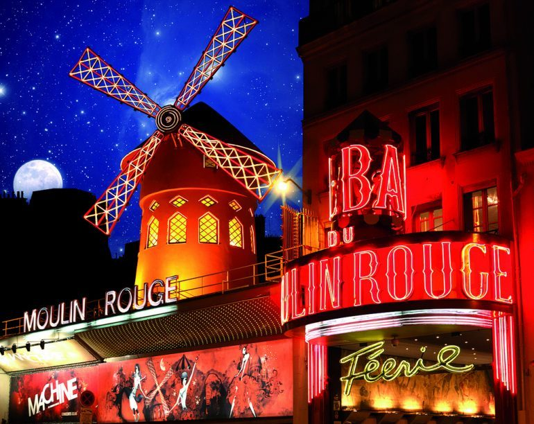 Paris travel tips - visit the city's ticket booths to save up to 50 per cent on tickets for Moulin Rouge
