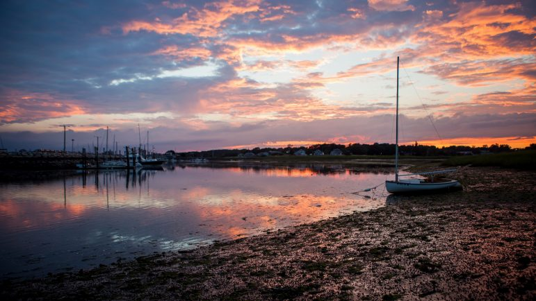 Wellfleet Harbour is just one of many picturesque seaside locations to enjoy in Cape Cod Pic Rick Harris