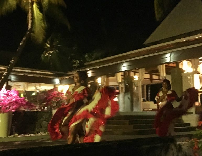 Sega is the national dance of Mauritius and a part of its heritage