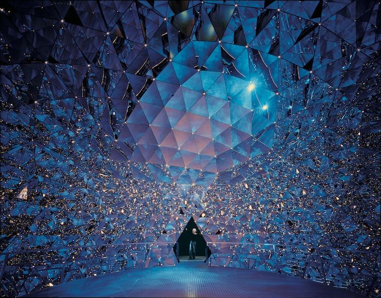 The Swarovski Kristallwelten museum