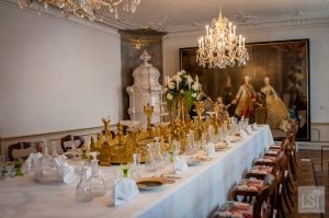 Imperial Palace dinning room