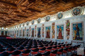 Spanish Hall, Schloss Ambras Innsbruck