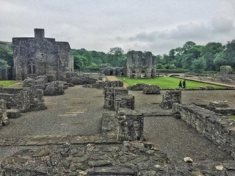 Ireland's Ancient East has Mellifont Abbey