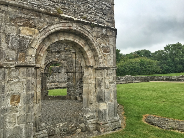 Discovering my Irish heritage at Mellifont Abbey, in Irleand's Ancient East