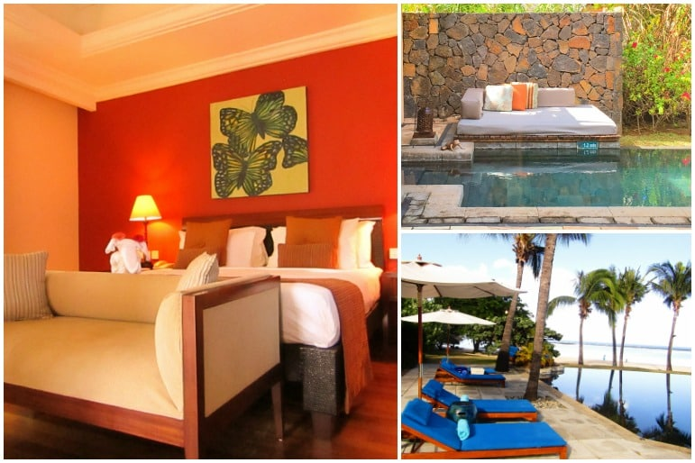 Mauritius resorts - Maradiva Villas Resort and Spa in Flic en Flac