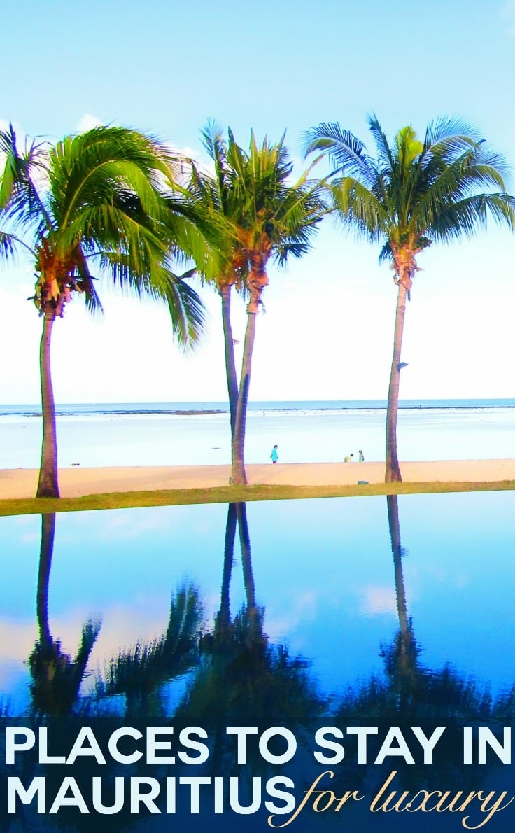 Places to Stay in Mauritius