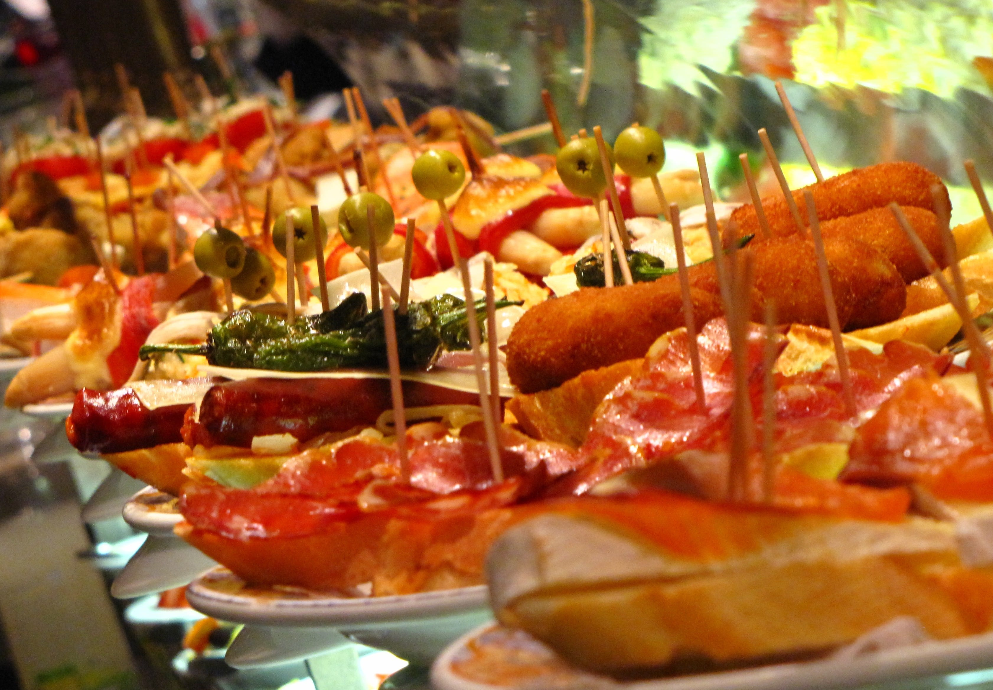 Barcelona travel tips - Tapas in Barcelona offers an array of delicious food experiences