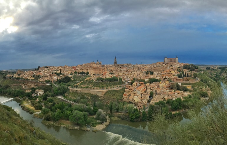 The best food in the world - Toledo is Spain's capital of gastronomy 2016