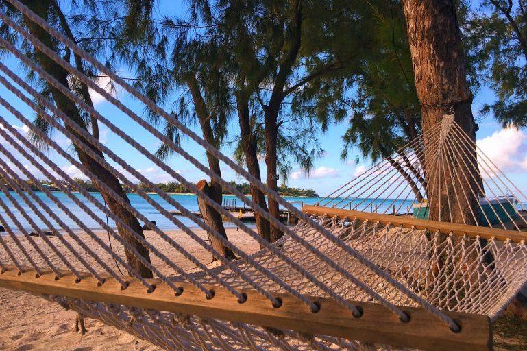 The desert island feel on Iles Des Deux Cocos