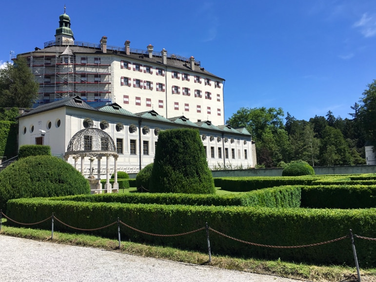 Things to do in Innsbruck - visit Schloss Ambras