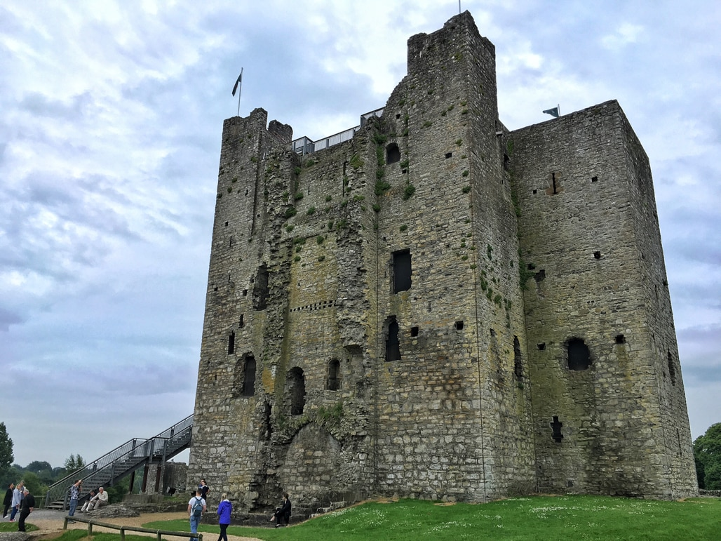 Trim Castle in Ireland's Ancient East