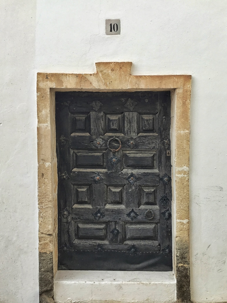 You can feel history seeping from each doorway in Ciutadella, Menorca