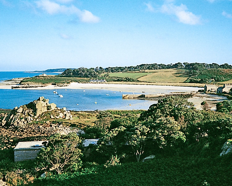 Tresco island, Isles of Scilly