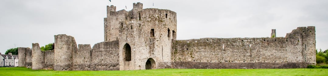 Trim Castle, in Ireland's Ancient East