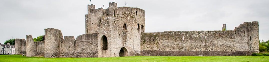 Trim Castle, in Ireland's Ancient East