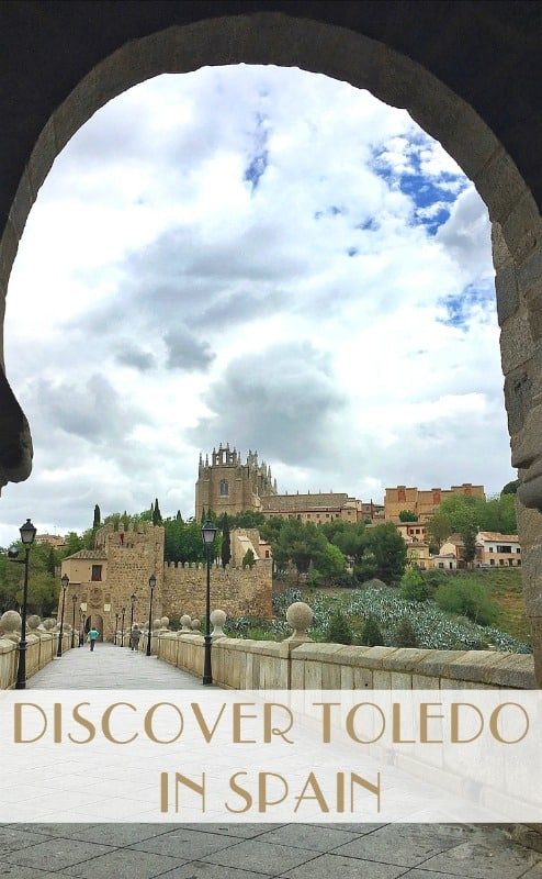 Discover things to do in Toledo in Spain - a mediaeval city which is a perfect day trip from Madrid