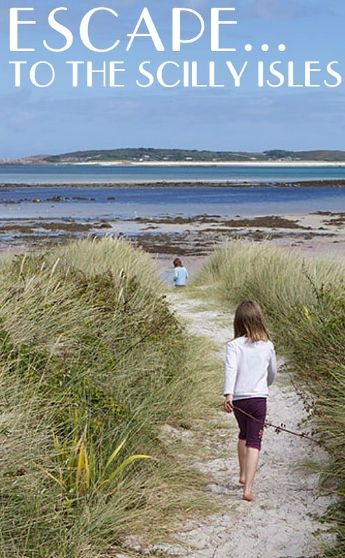 Escape to Tresco Island one of the UK's Scilly Islands