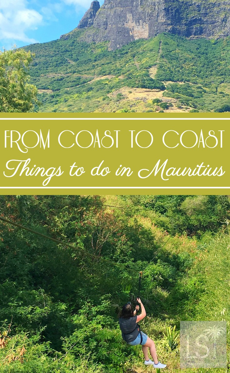 From coast to coast things to do in Mauritius