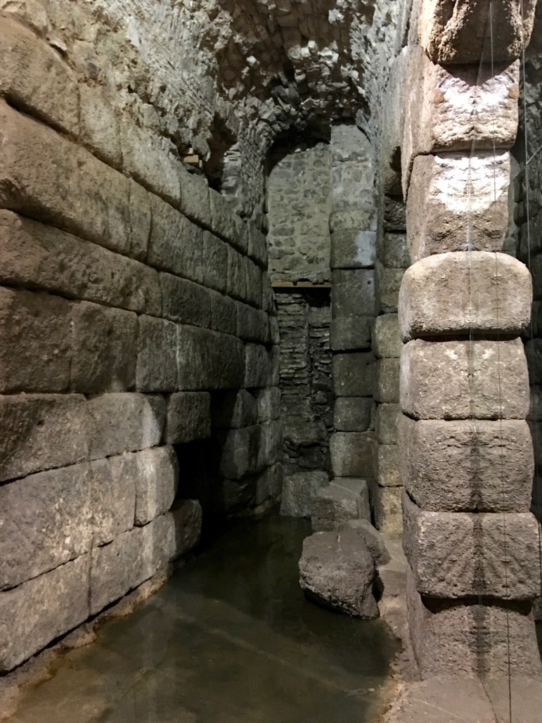 Things to do in Toledo - head underground to the Caves of Hercules