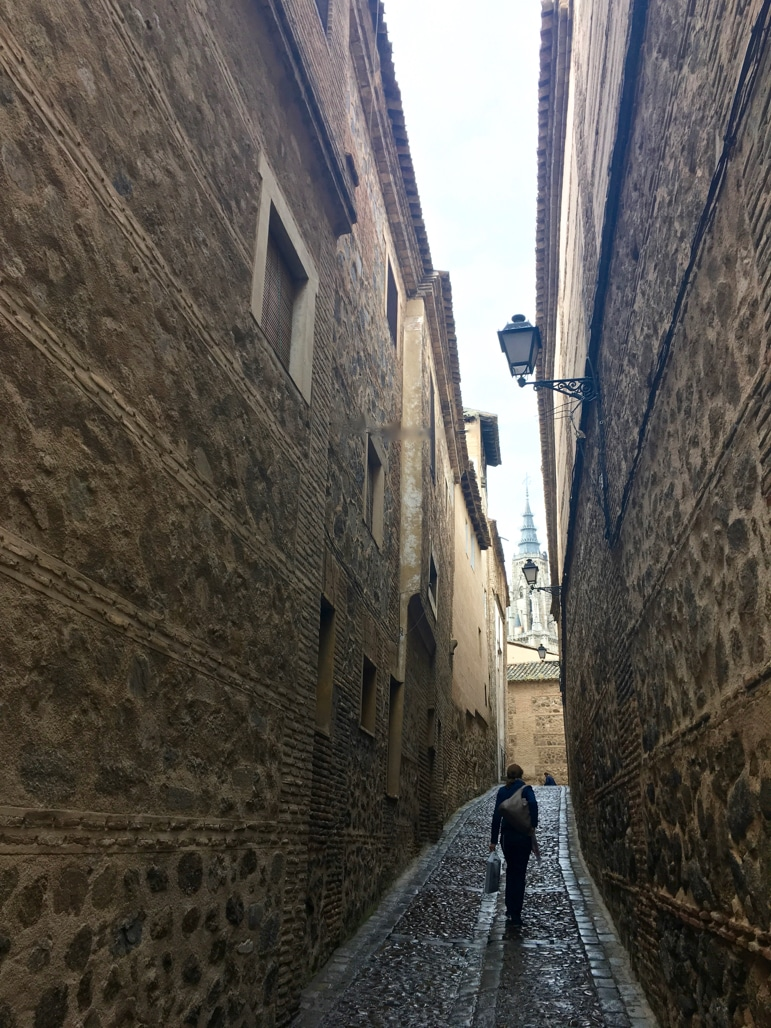 It takes more than a day trip from Madrid - lose yourself in Toledo's streets