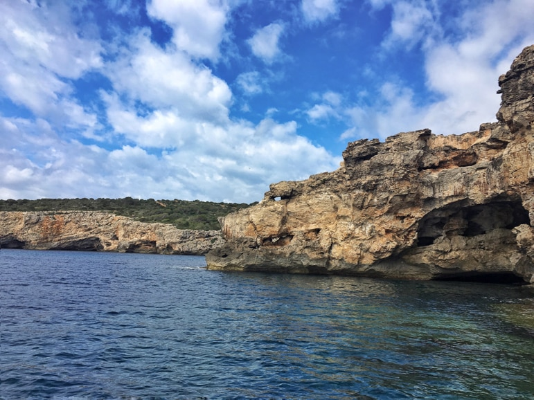 Things to do in Menorca - the island's caves secreted away pirate's treasure