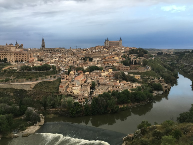 Things to do in Toledo - admire the view