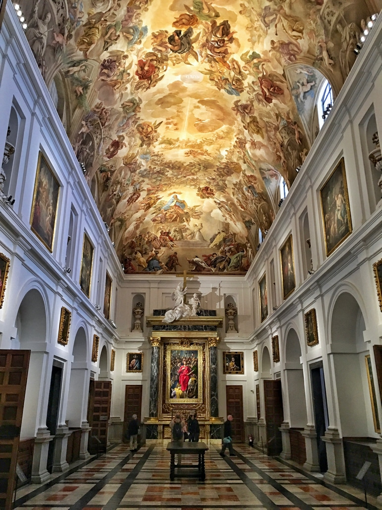 Things to do in Toledo - take in artworks by the likes of El Greco, Rubens, Rafael and Goya in the city's cathedral