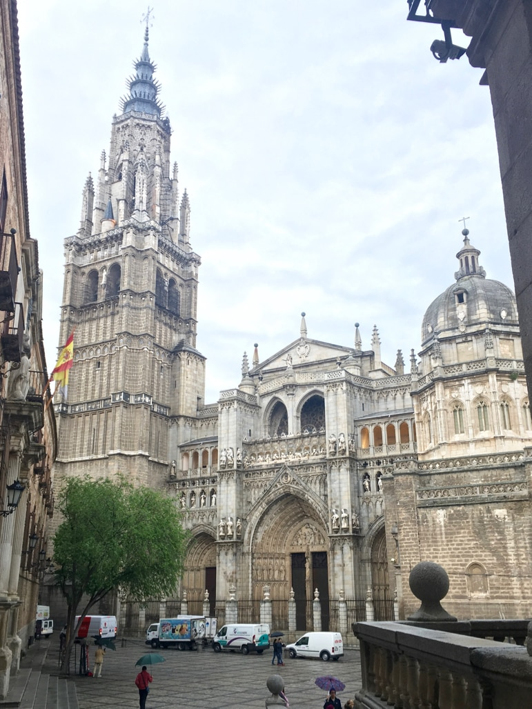 Things to do in Toledo - visit its cathedral