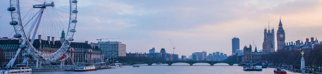 Affordable Luxury in London - london eye