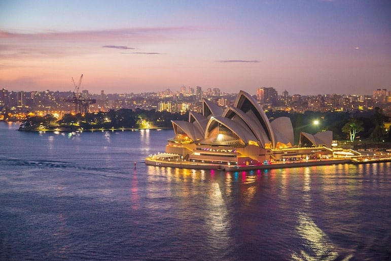Landmarks around the world - visit Blue Point Reserve or the Quay Restaurant for the best pictures of the harbour