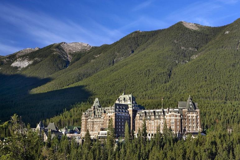 Banff Spring Hotel, in Alberta pic Kim Payant.jpg