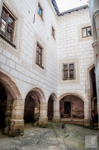Burg Rappottenstein is a stroll through history