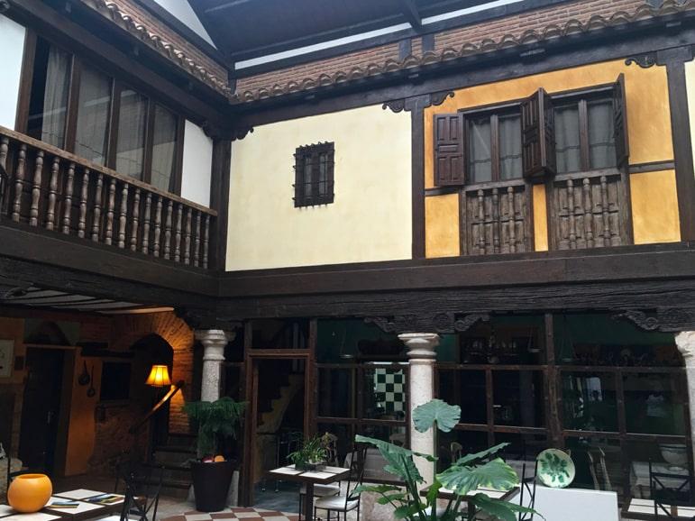 Casa de la Rector in Almagro
