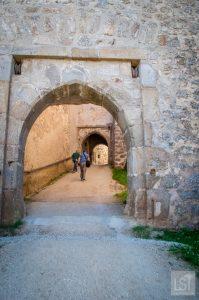 Gateways through Burg Rappottenstein a renowned Lower Austria tourist attraction