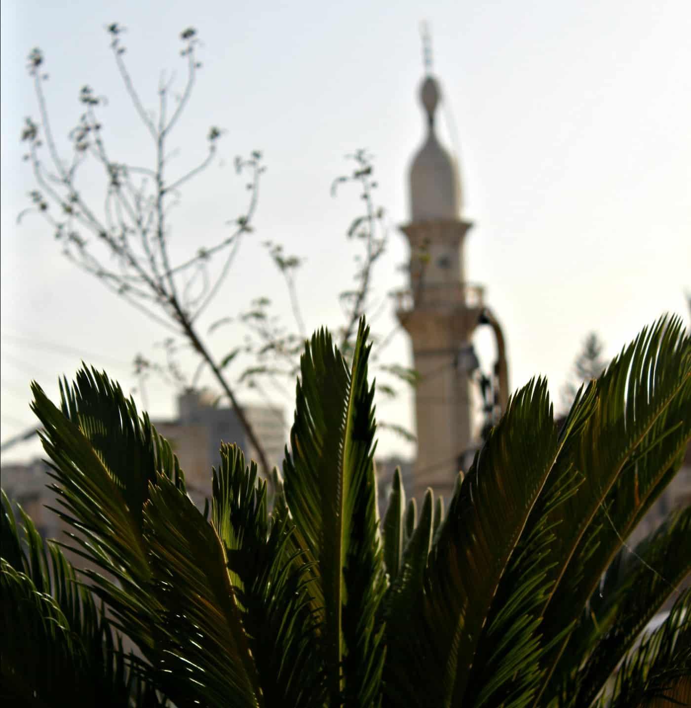 Jordan - Mosque, Amman