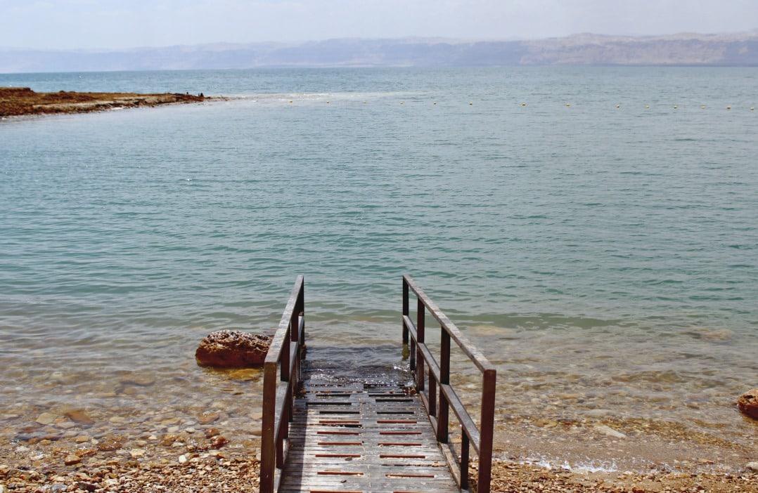 Jordan - The Dead Sea