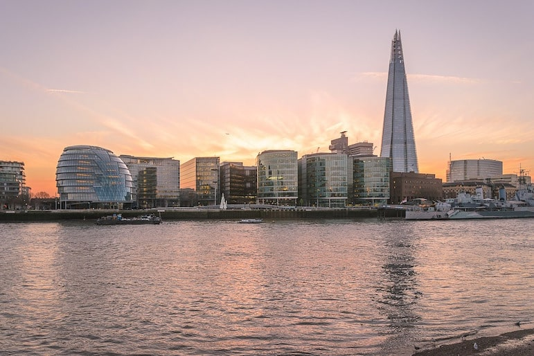 London travel tips - get the best views in the city